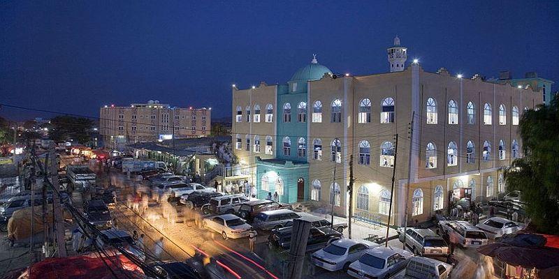 Main Mosque in Hargeisa