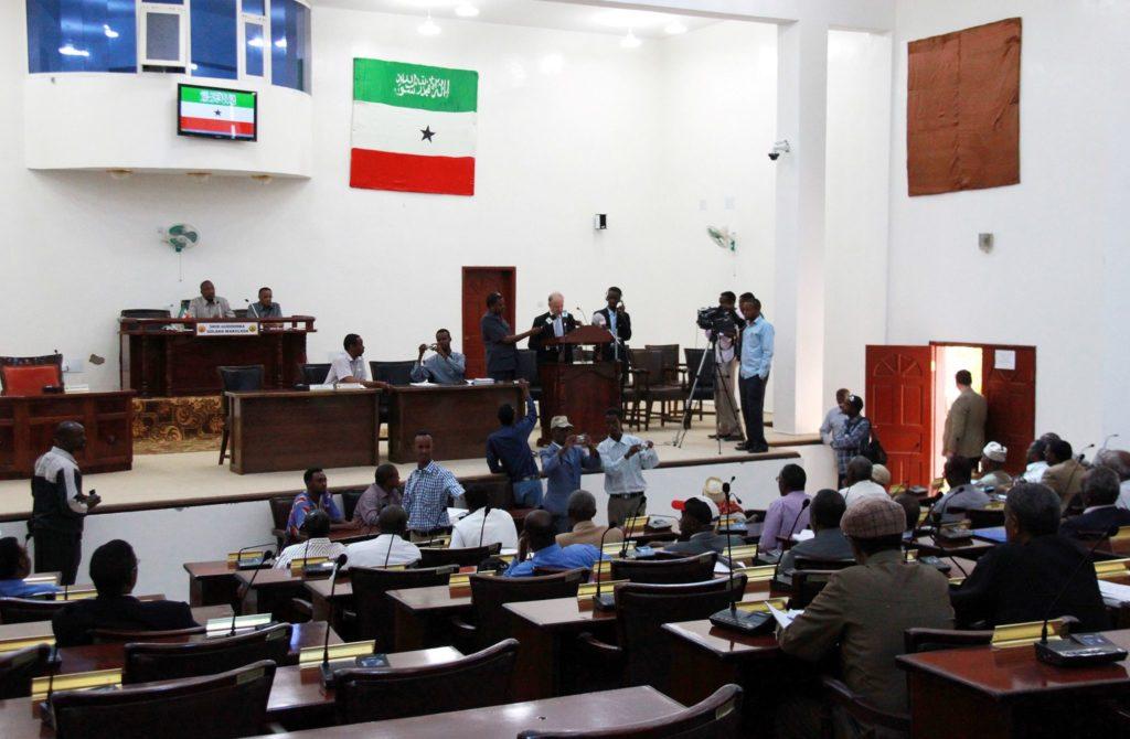 Somaliland-Parliament