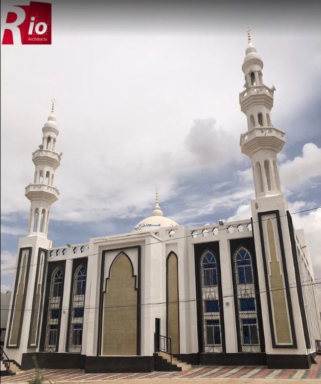 Mosque in Hargeisa