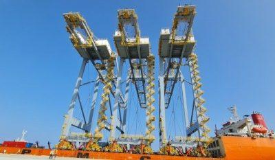another milestone reached in development of Berbera Port